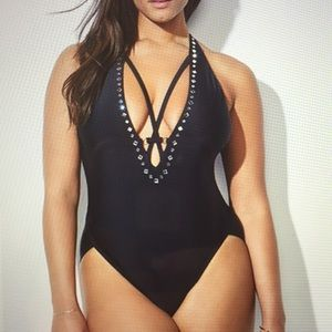 Swimsuits For All Swim - NWT Ashley Graham SwimsuitsForAll Flapper Swimsuit